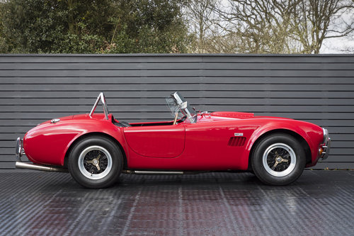 1992 AC COBRA 7 LITRE (428 SPECIFICATION) SOLD (picture 3 of 6)