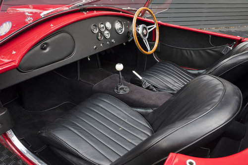 1992 AC COBRA 7 LITRE (428 SPECIFICATION) SOLD (picture 4 of 6)