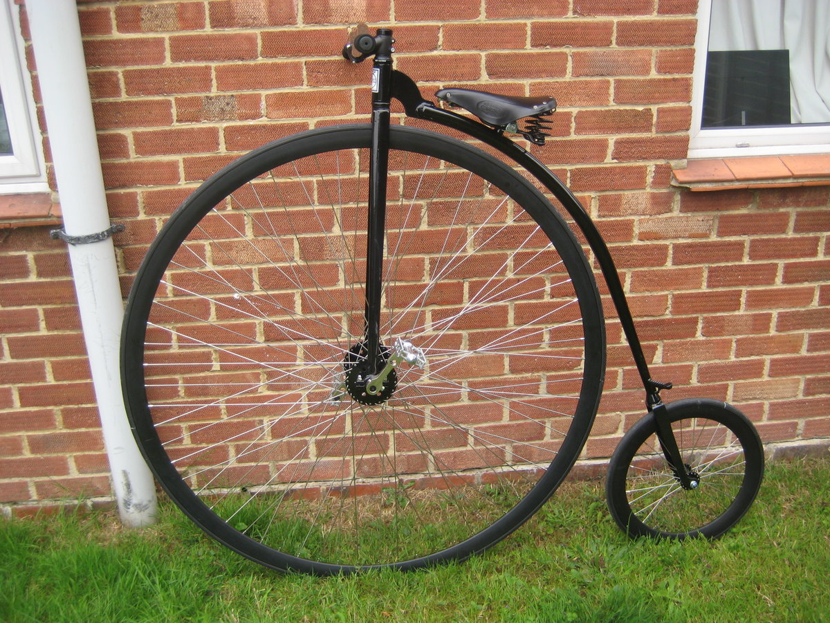 Penny Farthing For Sale (picture 3 of 6)