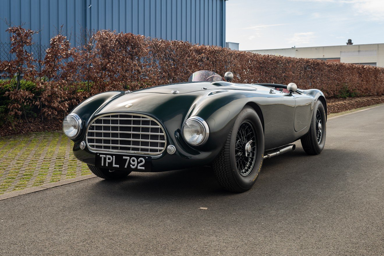 1953 AC ACE Prototype TPL 792 For Sale (picture 1 of 20)