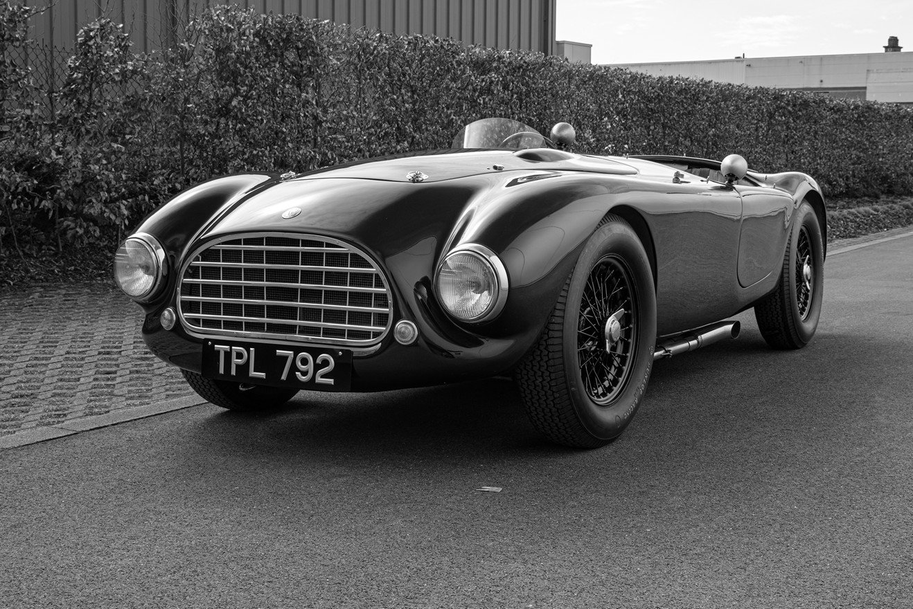 1953 AC ACE Prototype TPL 792 For Sale (picture 2 of 20)