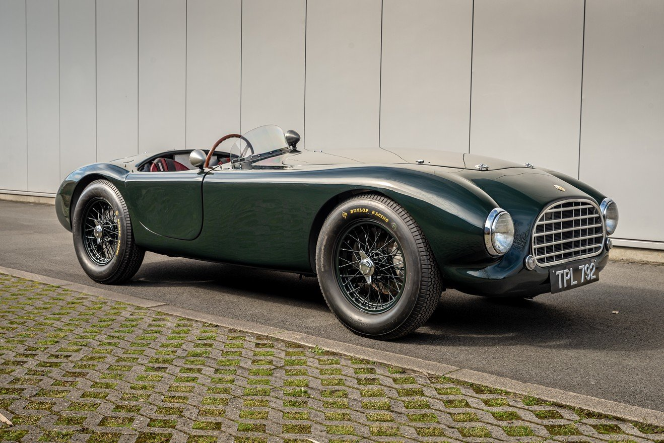 1953 AC ACE Prototype TPL 792 For Sale (picture 3 of 20)