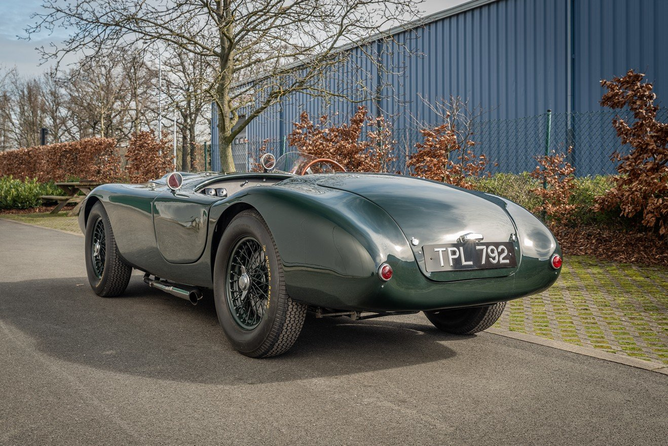 1953 AC ACE Prototype TPL 792 For Sale (picture 4 of 20)