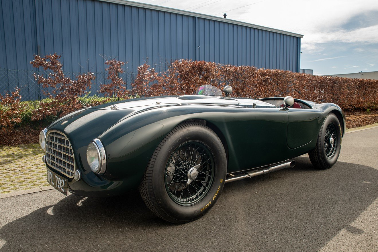1953 AC ACE Prototype TPL 792 For Sale (picture 5 of 20)
