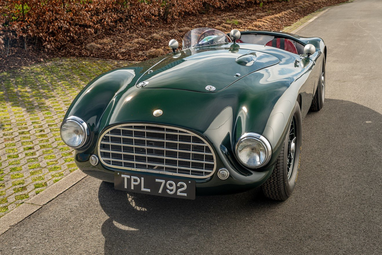 1953 AC ACE Prototype TPL 792 For Sale (picture 6 of 20)