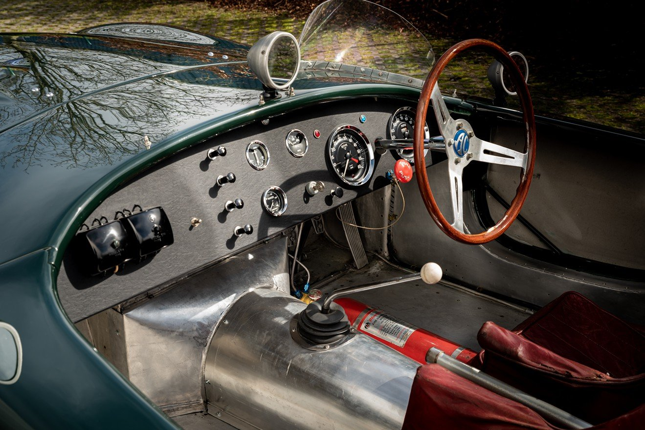 1953 AC ACE Prototype TPL 792 For Sale (picture 9 of 20)