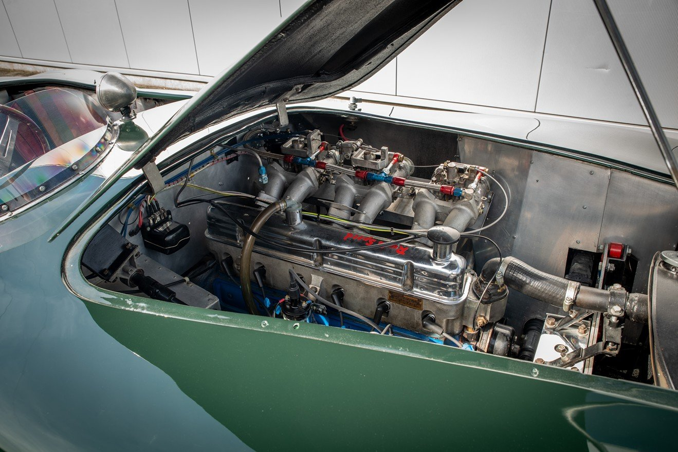 1953 AC ACE Prototype TPL 792 For Sale (picture 14 of 20)