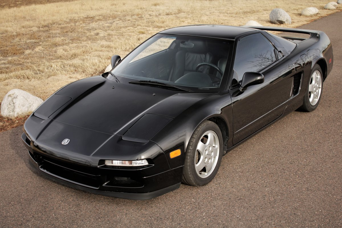 1991 Acura NSX Automatic SOLD (picture 1 of 4)