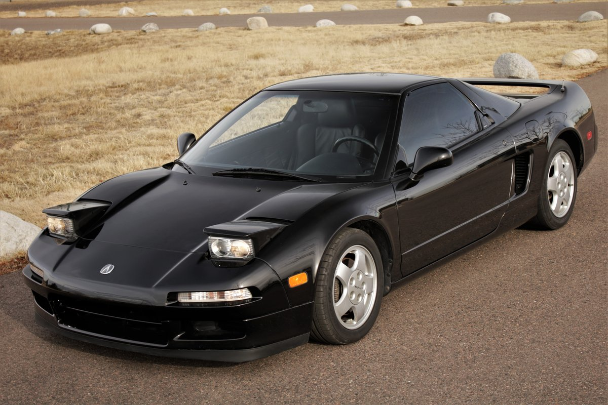 1991 Acura NSX Automatic SOLD (picture 4 of 4)