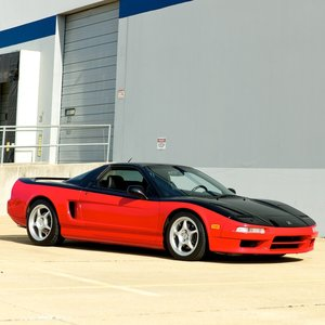 1991 Acura NSX = clean Red(~)Black driver  $54.9k For Sale