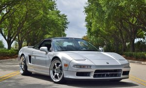 1991 Acura NSX Coupe = Mint Clean Silver(~)Black Manual  $51.5k For Sale