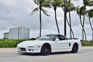 1992 Acura NSX = Rare White low 36k miles  Mint  $77.5k For Sale