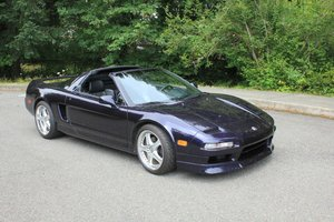 1995 Acura NSX-T - Lot 662 For Sale by Auction