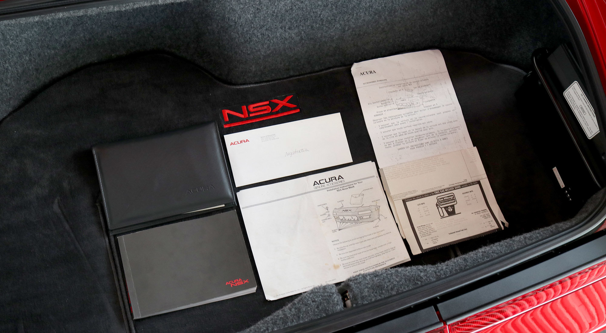 Acura NSX (1991) For Sale (picture 6 of 6)