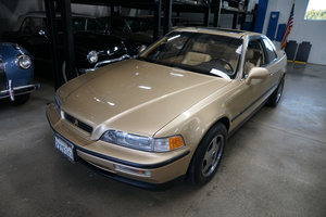1991 Acura Legend L 5 spd Coupe with 64K orig miles
