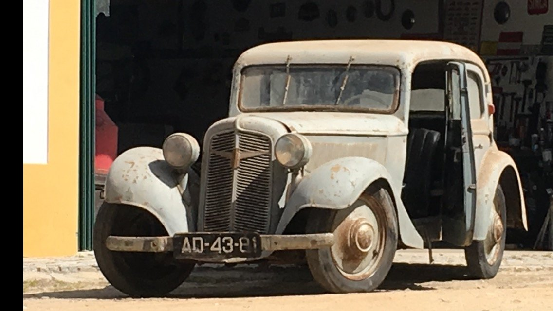 1935 Trumph Junior Limousine 1º owner Very rare Adler  For Sale (picture 1 of 6)