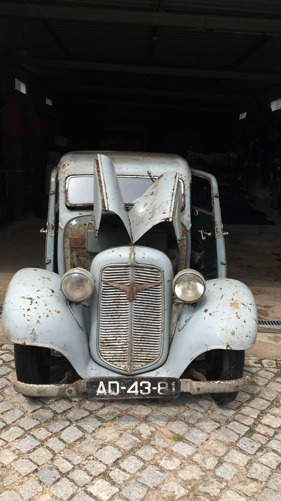1935 Trumph Junior Limousine 1º owner Very rare Adler  For Sale (picture 3 of 6)