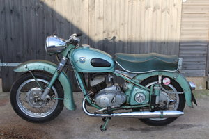 1954 Adler MB 250 Rare Classic German For Sale