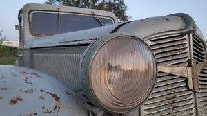 Rare 1935 Adler Trumpf Junior Limousine