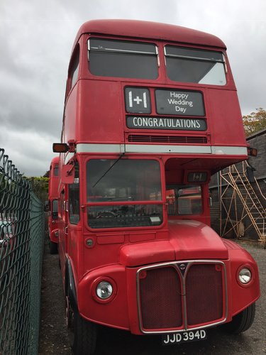 1966 AEC Routemaster RML, Excellent. For Sale (picture 1 of 6)