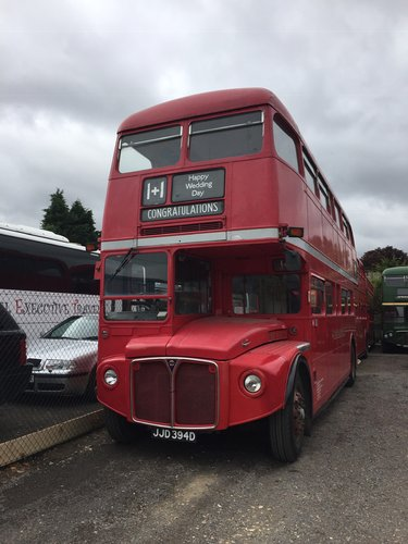1966 AEC Routemaster RML, Excellent. For Sale (picture 2 of 6)