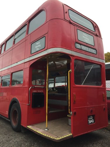 1966 AEC Routemaster RML, Excellent. For Sale (picture 6 of 6)