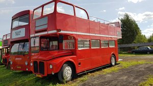 1960 Double decker For Sale