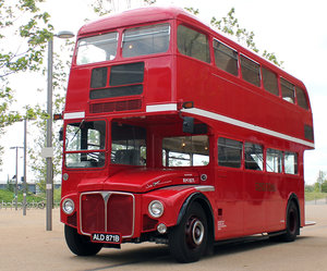 AEC Routemaster Bus - AEC Engined RM