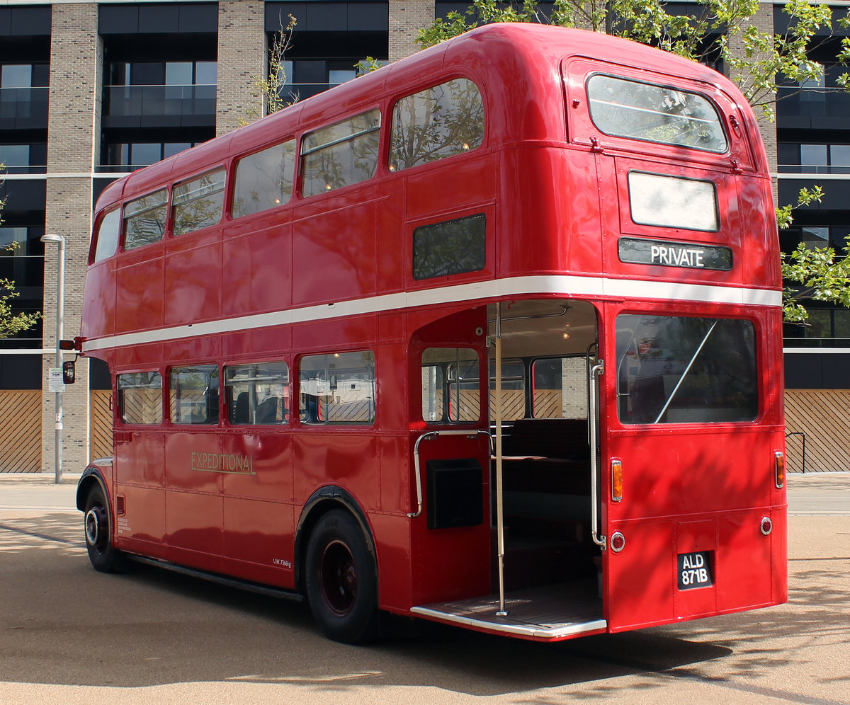 1964 AEC Routemaster Bus - AEC Engined RM For Sale (picture 2 of 5)