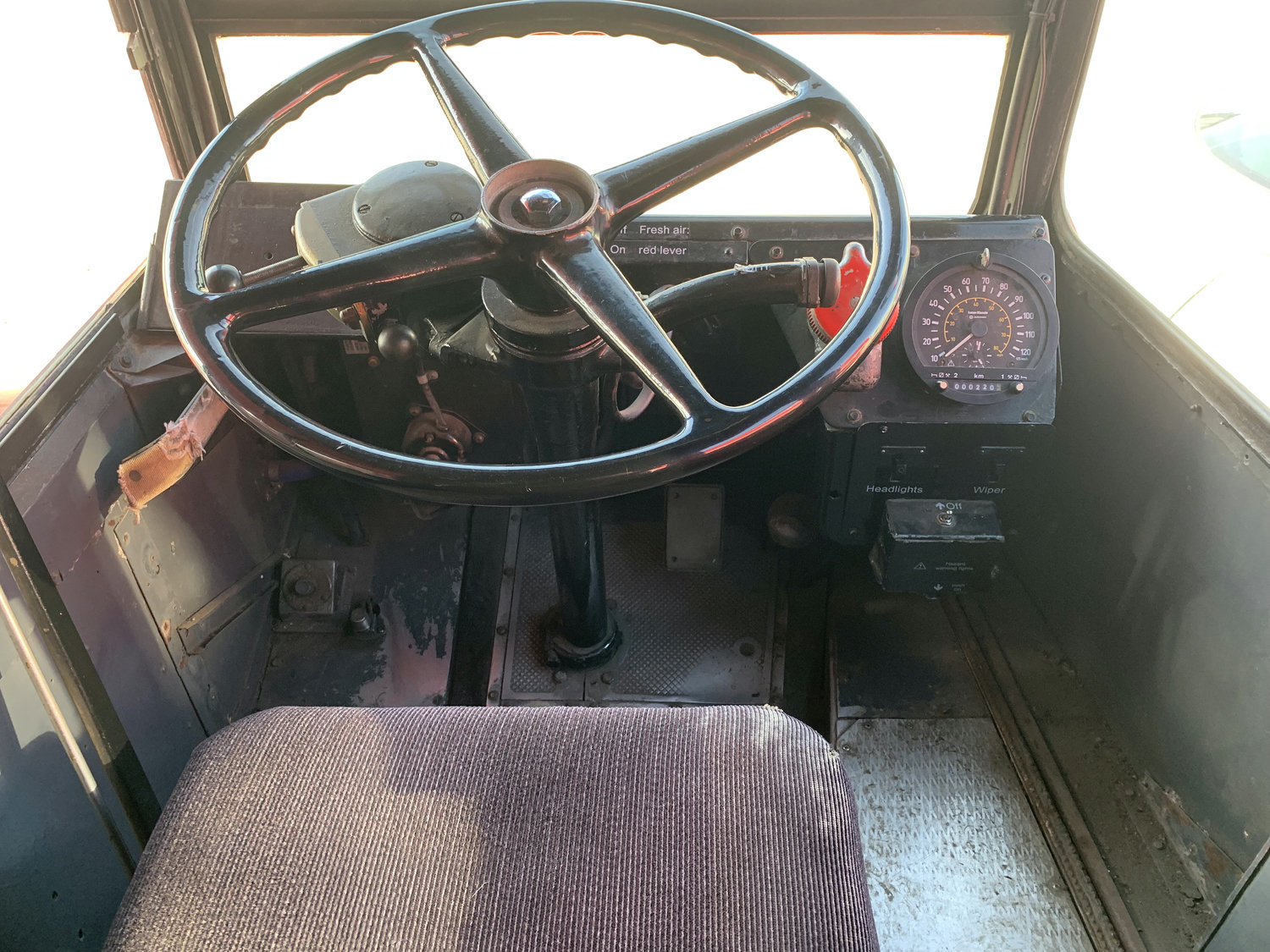 1964 AEC Routemaster Bus - AEC Engined RM For Sale (picture 5 of 5)