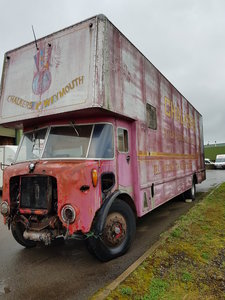 1966  AEC Mercury Removal Lorry
