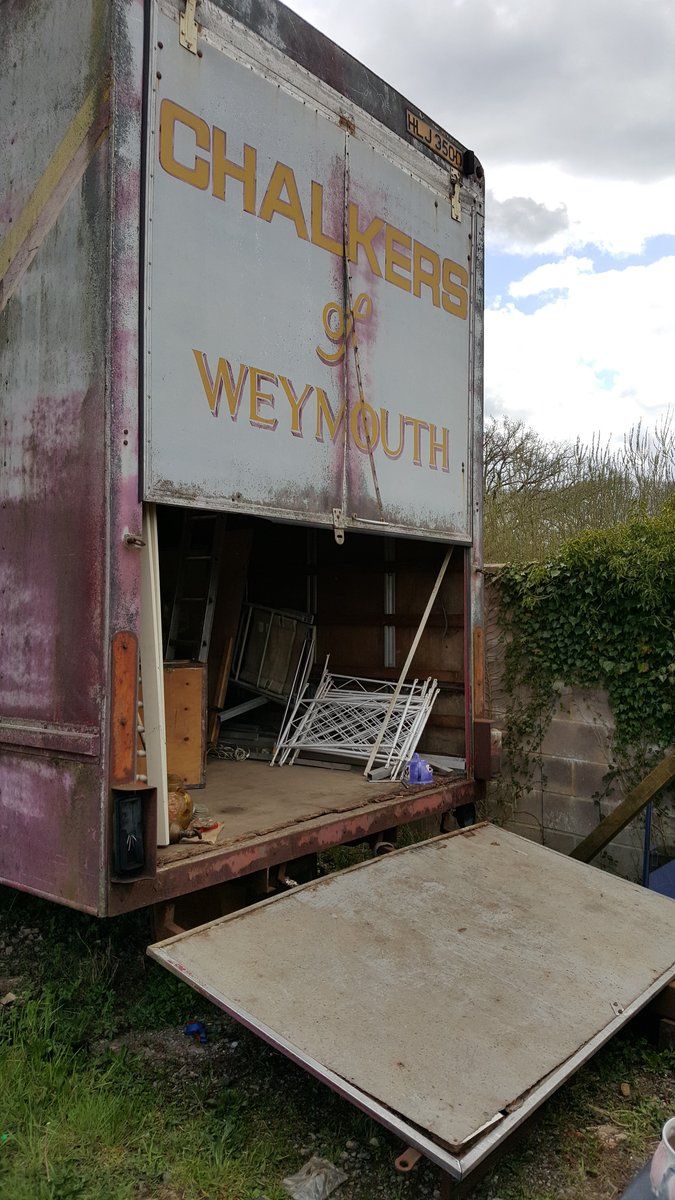 1966 AEC Mercury Removal Lorry SOLD (picture 4 of 6)
