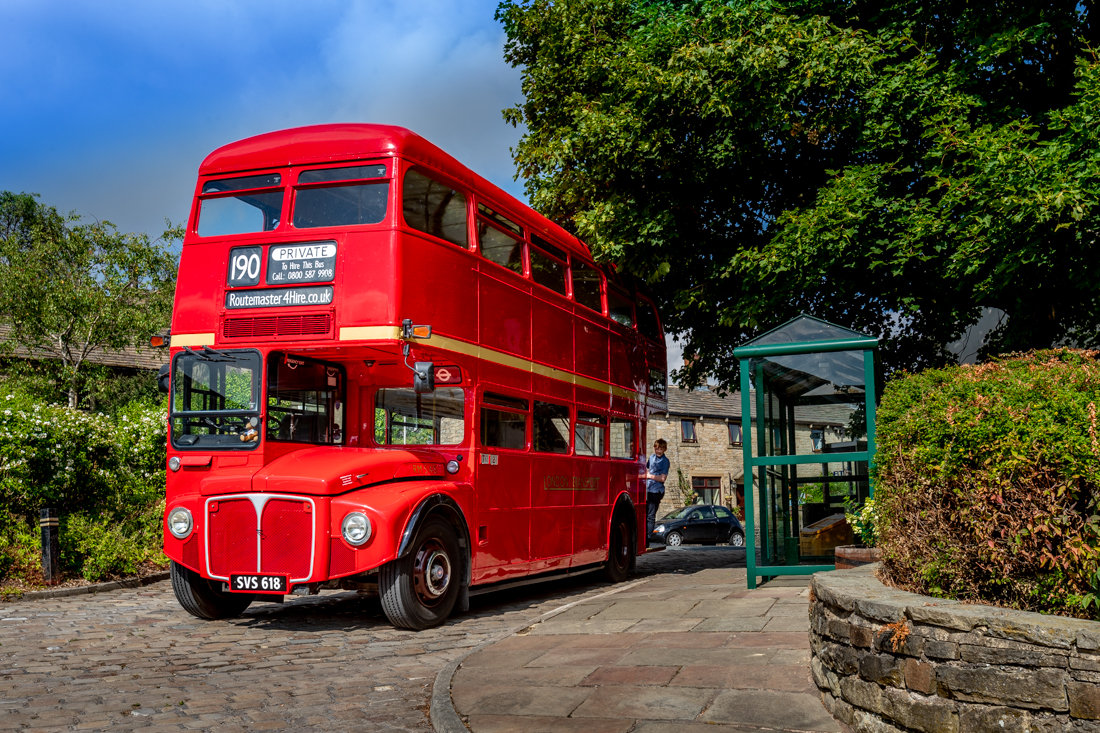 1960 AEC Routemaster London Bus For Sale (picture 1 of 6)