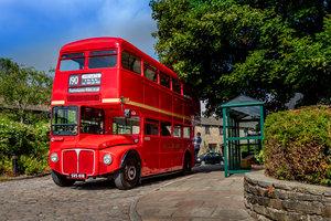 1960 AEC Routemaster London Bus