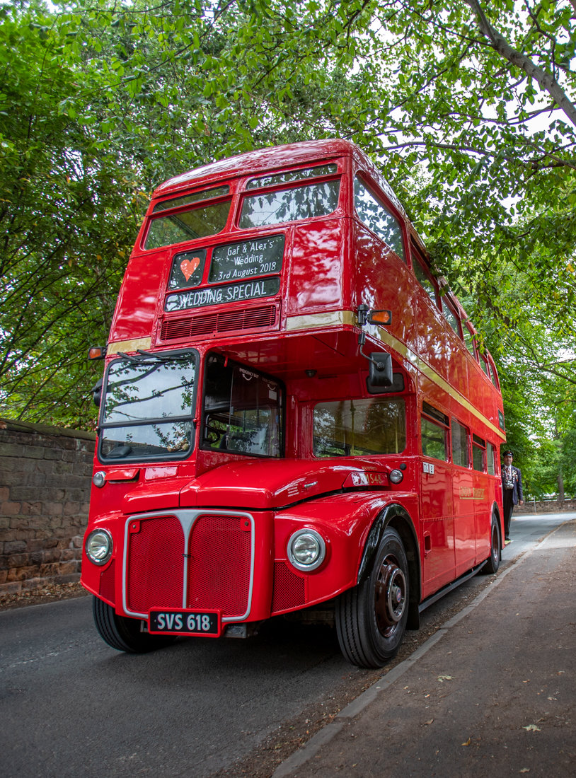 1960 AEC Routemaster London Bus For Sale (picture 2 of 6)