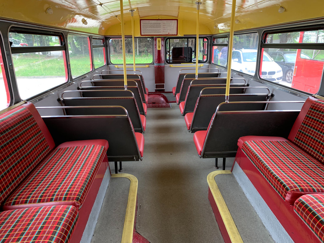 1960 AEC Routemaster London Bus For Sale (picture 5 of 6)