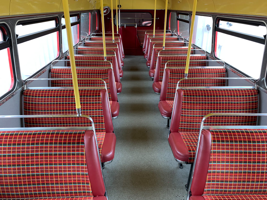1960 AEC Routemaster London Bus For Sale (picture 6 of 6)