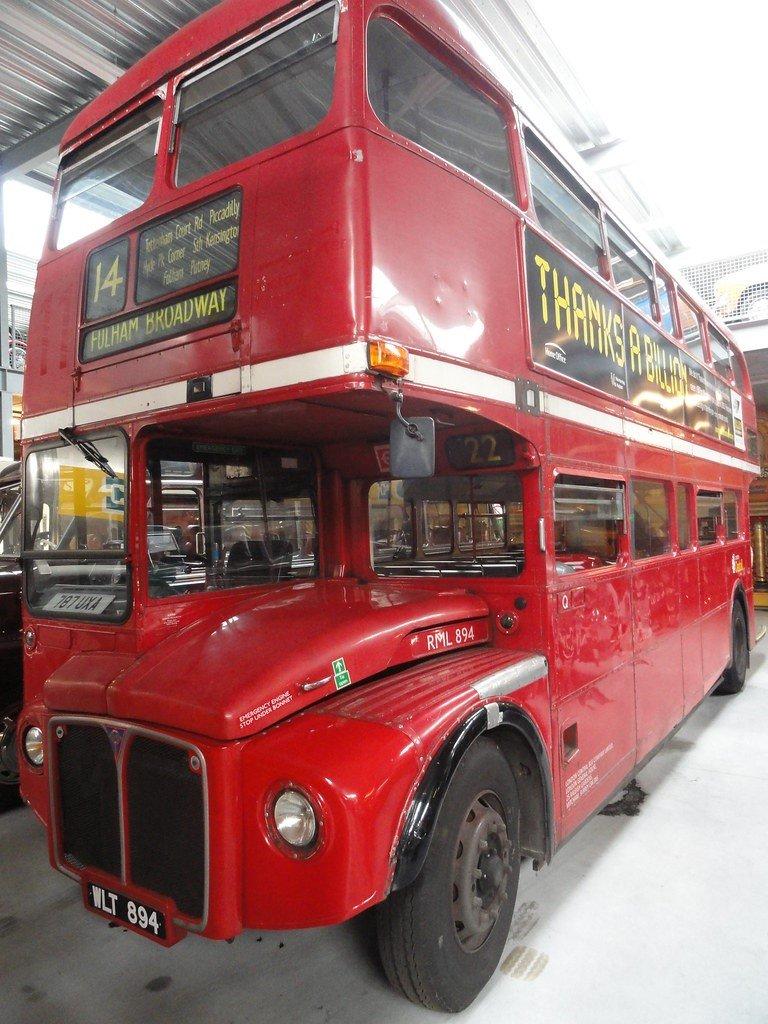 1961 AEC Routemaster RML894 IN EU Estonia For Sale (picture 2 of 6)