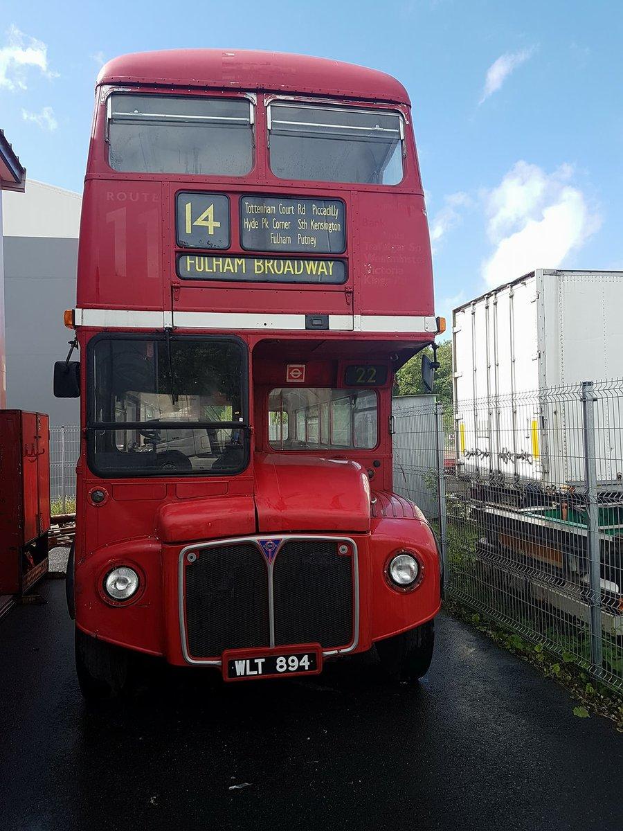 1961 AEC Routemaster RML894 IN EU Estonia For Sale (picture 3 of 6)