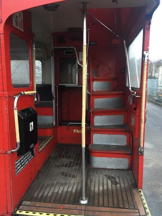 1961 AEC Routemaster RML894 IN EU Estonia For Sale (picture 4 of 6)