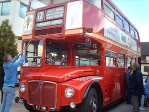 AEC Routemaster Come see my iconic London bus!