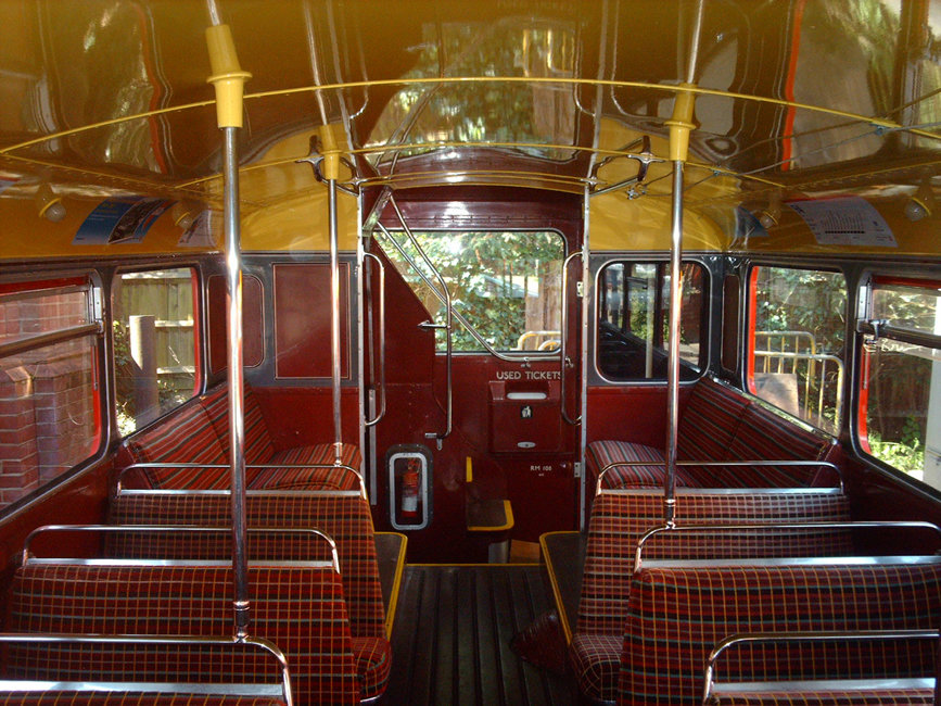 AEC Routemaster Come see my iconic London bus! For Sale (picture 3 of 6)