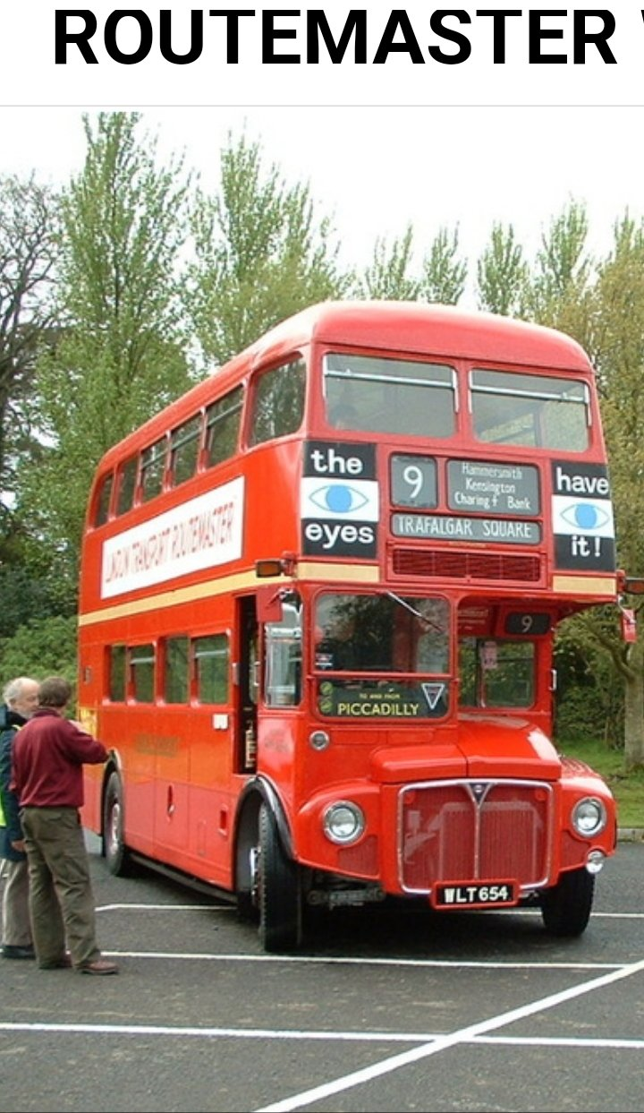 1961 Routemaster Original  For Sale (picture 1 of 2)