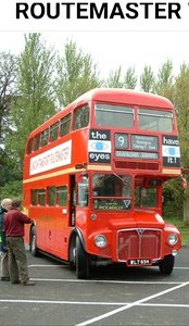 1961 Routemaster Original  For Sale