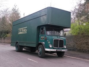AEC Large van  For Sale