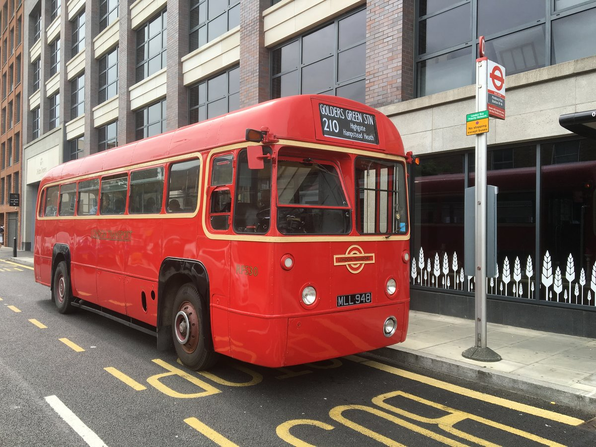 1952 AEC Regal IV - Vintage Bus - RF530 For Sale (picture 1 of 6)