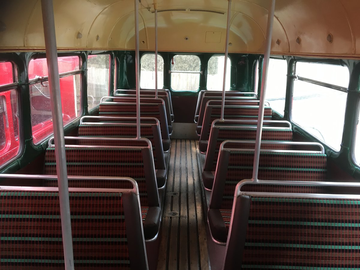 1952 AEC Regal IV - Vintage Bus - RF530 For Sale (picture 5 of 6)