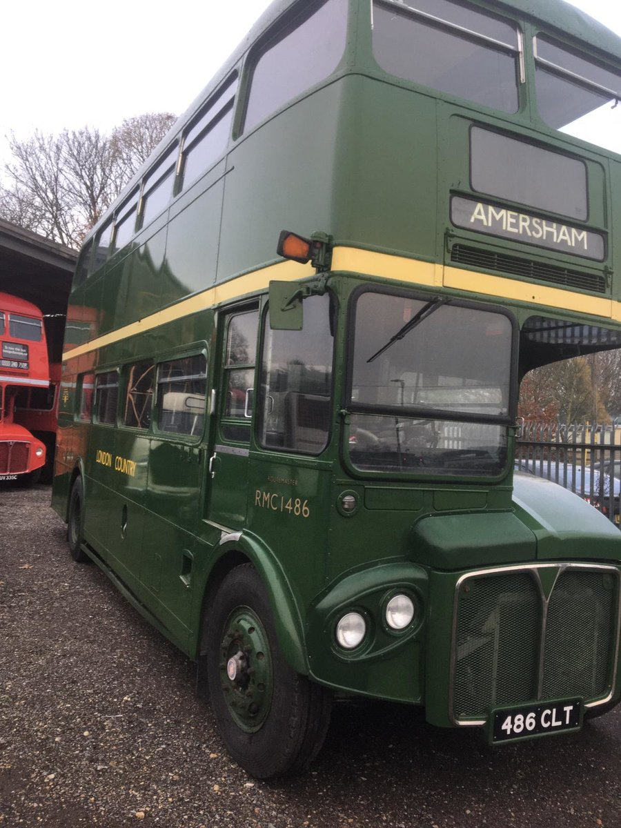 1962 RMC1486 (RMC1500) - AEC Routemaster 'Coach' For Sale (picture 1 of 6)
