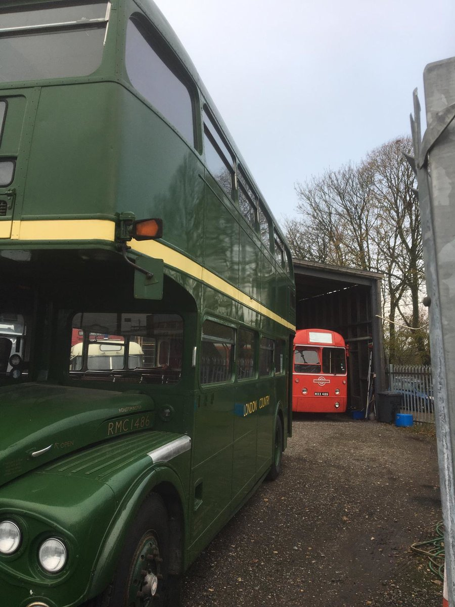 1962 RMC1486 (RMC1500) - AEC Routemaster 'Coach' For Sale (picture 2 of 6)