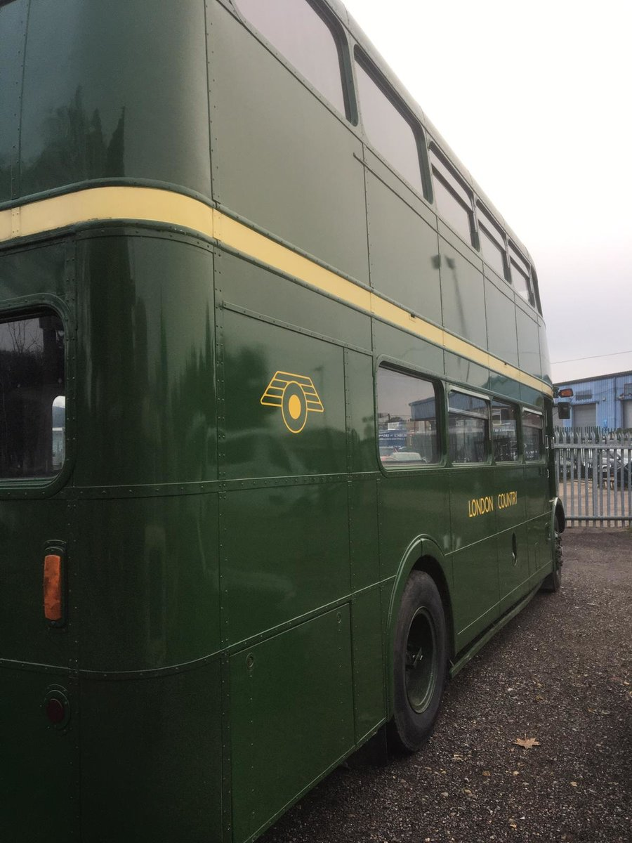 1962 RMC1486 (RMC1500) - AEC Routemaster 'Coach' For Sale (picture 4 of 6)